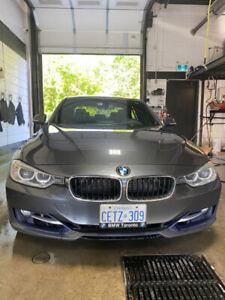 2014 BMW 3 Series XDRIVE - SPORTLINE