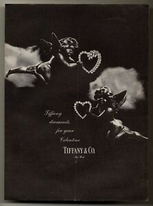 1963 Cupid Angel Valentine S Day Heart Pin Photo Tiffany S Vintage