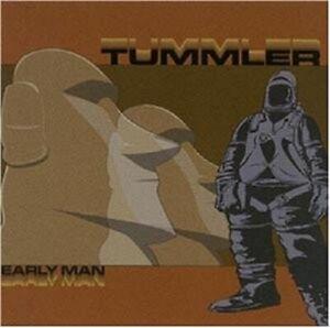 Tummler-Early-Man-CD-8-Tracks-Rock-New