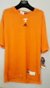 new concept ec1b0 f5202 Details about NCAA ADIDAS TENNESSEE VOLUNTEERS MEN'S LARGE BLANK REPLICA  FOOTBALL JERSEY NWT
