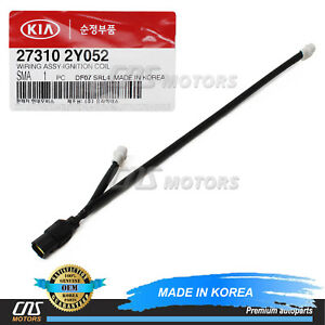 genuine ignition coil wiring for 95 04 kia sephia spectra sportageimage is loading genuine ignition coil wiring for 95 04 kia