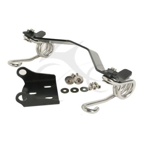 New Seat Mounting Kit Spring Support Bracket For Harley Sportster 883 1200 10-16