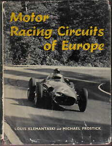 Motor-Racing-Circuits-of-Europe-by-Klemantaski-amp-Frostick-Pub-1958-cars-drivers