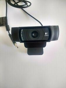 Webcam Logitech c920 hd pro