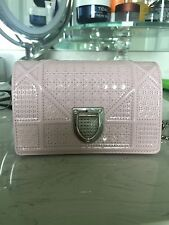 Dior Mini Baby Pink Diorama bag