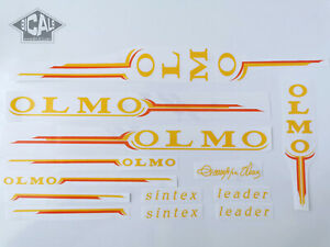 OLMO V2 decal set sticker complete bicycle FREE SHIPPING