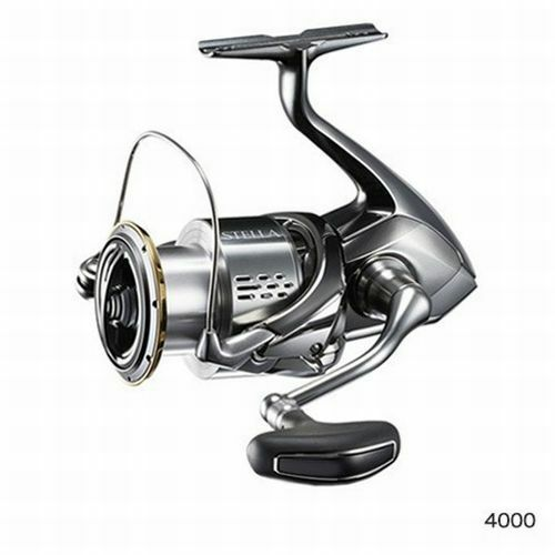 Shimano 18 STELLA 4000 Spinning Reel New