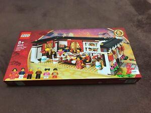 LEGO-80101-Chinese-New-Year-s-Eve-Dinner-Versand-aus-Deutschland