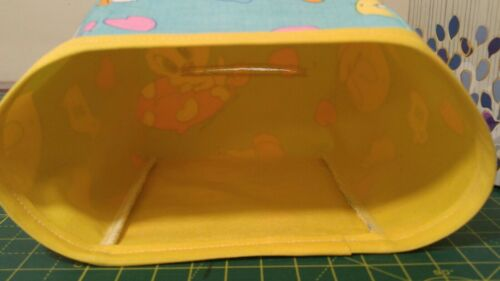 Looney Tunes Tweety Bird Tissue Box Cover Cube Handmade