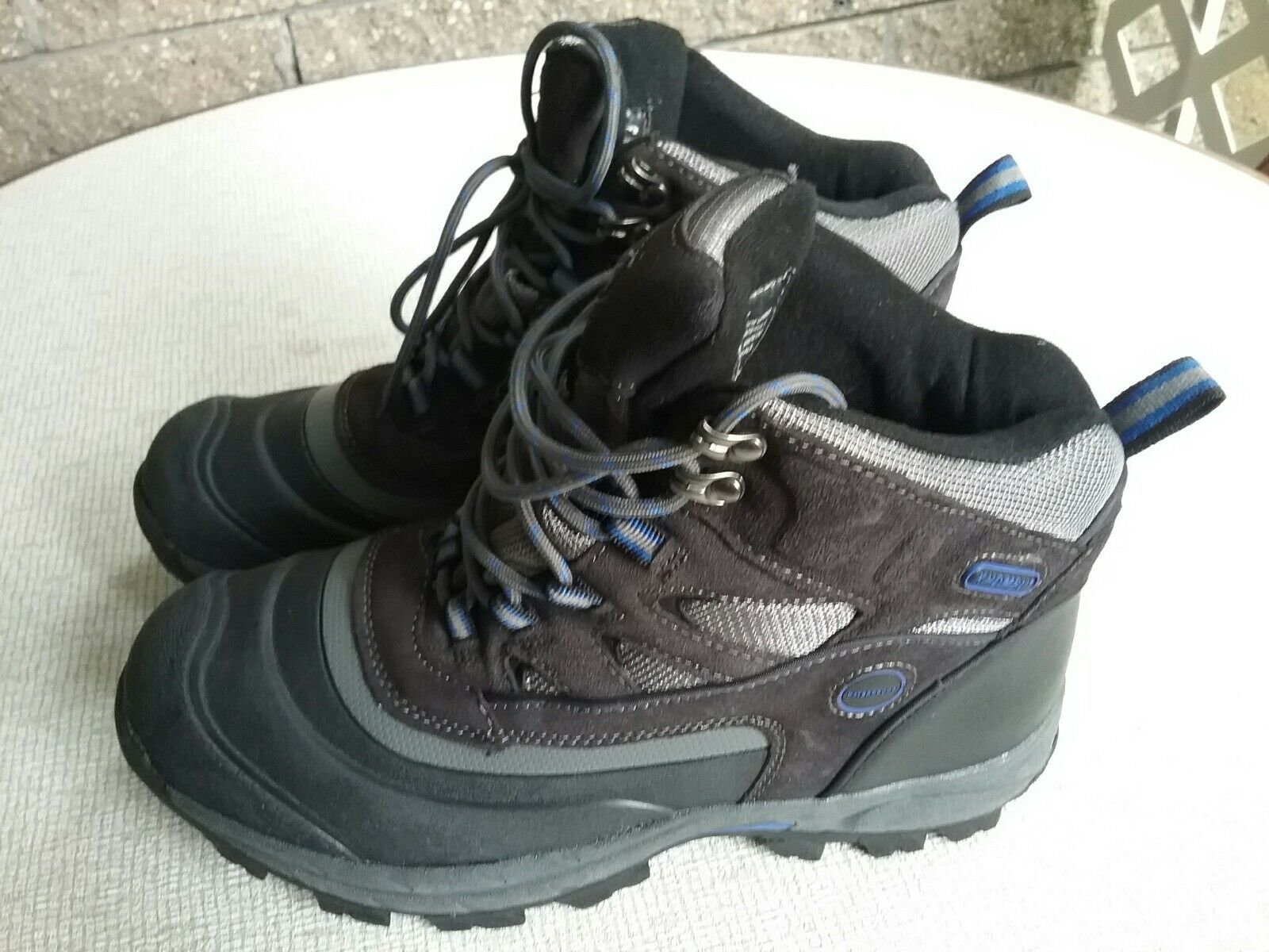 Mens Khombu Waterproof, Snow, Winter  Ankle Boots US Size 11 M