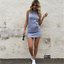 UK-Womens-Slim-Bodycon-Summer-Bandage-Mini-Dress-Ladies-Hoodie-Tops-Size-6-14