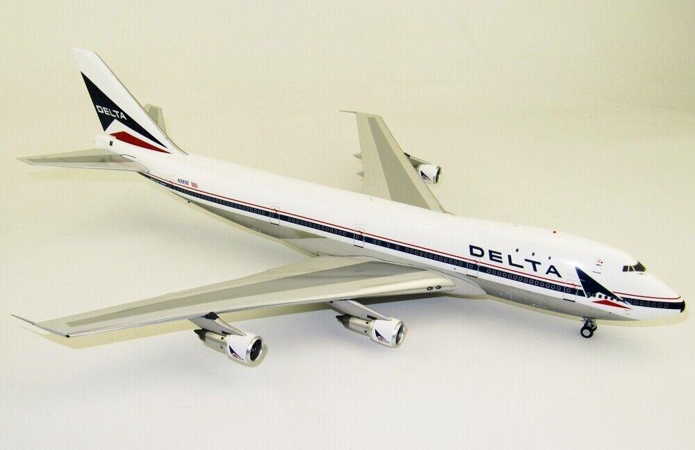 Fliegender 200 Wb741dl9896p 1 200 Delta Airlines 1. Boeing 747-100 N9896