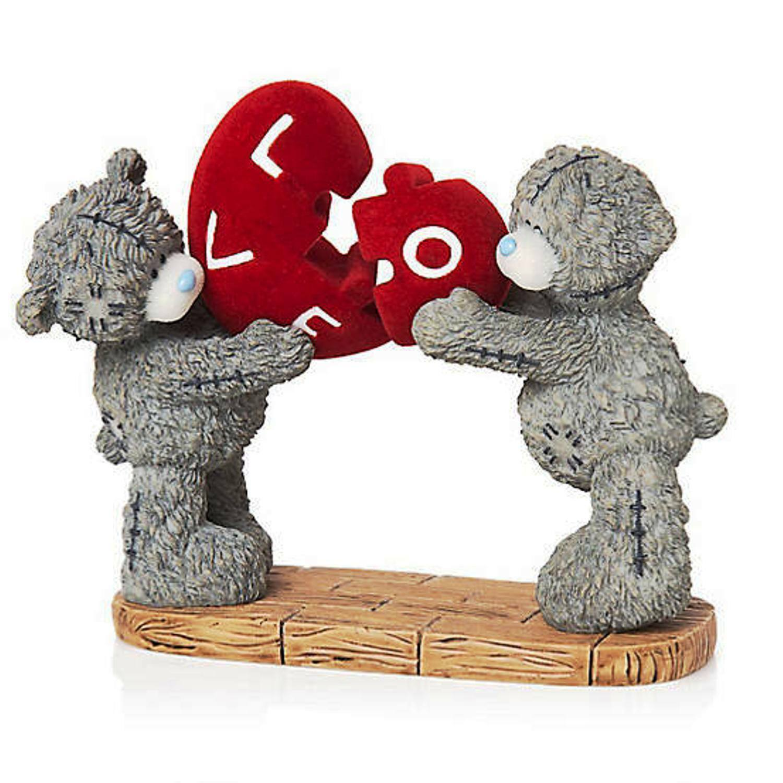 ME to You Tatty Teddy Bear collezionisti Figurina-insieme siamo uno
