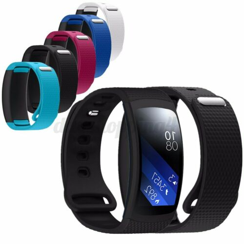 Replacement Wrist Band Silicone Strap Bracelet For Samsung Gear Fit 2 /&   d
