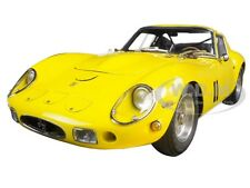 1962 FERRARI 250 GTO YELLOW 1/18 DIECAST MODEL CAR BY CMC 153