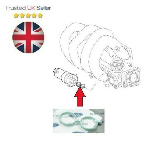 GENUINE FORD AIR BY PASS IDLE SPEED CONTROL VALVE GASKET FOCUS 1.4 1.6 1998-2000