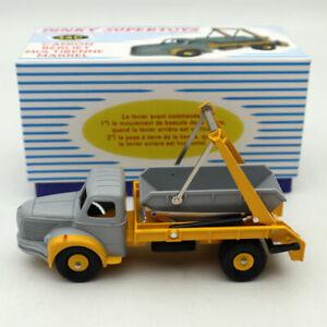 Atlas-1-43-Dinky-Toys-Camion-Berliet-Multibenne-Marrel-34C-Diecast-Toys-Models
