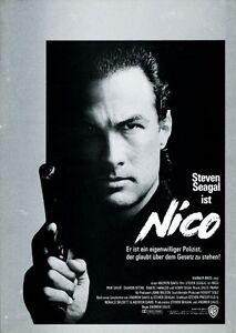 Nico-ORIGINAL-Presseheft-Steven-Seagal-Sharon-Stone
