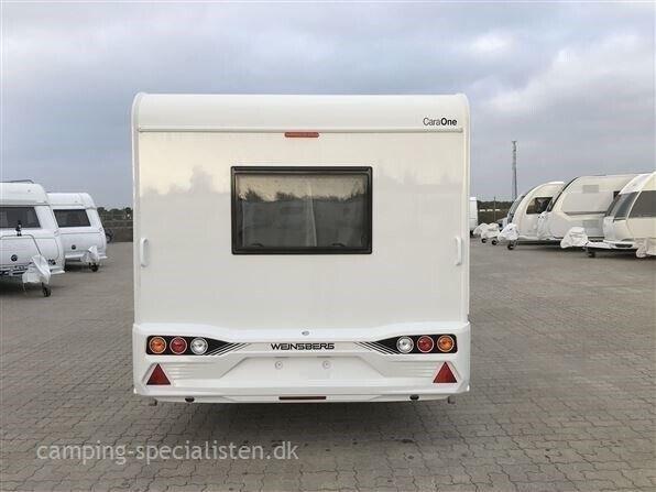 Weinsberg CaraOne 480 EU, 2021, kg egenvægt 1090