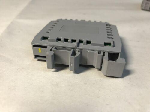 Entrelec 24V Relay Module 10 121.12 24VAC//DC Fast Shipping