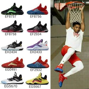 Details about adidas D.O.N. Issue 1 Marvel Spider Man Women Donovan Mitchell PE Shoes Pick 1