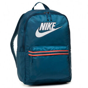 NIKE-HERITAGE-JERSEY-CULTURE-BACKPACK-BLUE-BAG-KIDS-ADULT-UNISEX-SCHOOL-NEW