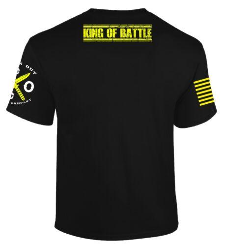 Artillery T-Shirt I Patriot I Veteran I Field Artillery I King of Battle I Army