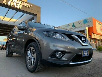 Nissan X-Trail Exclusive, 2016