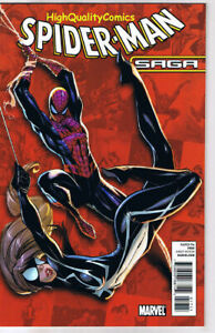 SPIDER-MAN-SAGA-Amazing-Marvel-Preview-2010-NM-more-SM-in-store