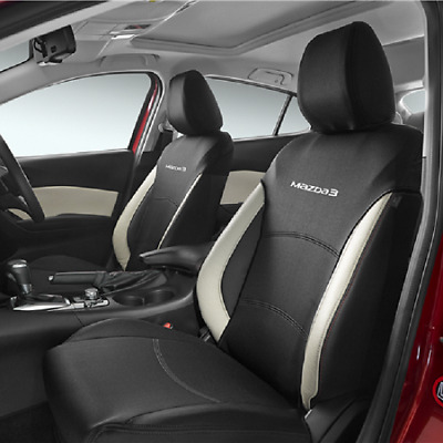 03+ MAZDA RX8 REAR SEAT COVER BACK PROTECTOR WATERPROOF