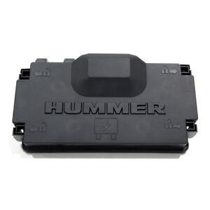 oem new upper fuse relay cover 3 5l i5 2006 hummer h3. Black Bedroom Furniture Sets. Home Design Ideas