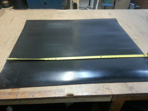 "NEOPRENE RUBBER SHEET 1//4 THK X36/""WIDE X 48/""LONG  FREE SHIPPING"