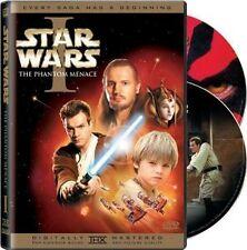 Like New DVD Star Wars: Episode I - The Phantom Menace (WS) 2 Disc Sets