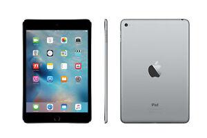 Apple iPad Mini 4 Tablet Wi-Fi 128GB Space Grau (A1538), verschiedene Zustände