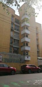 DEPTO. 3 REC, ELEVADOR ,75m2, ANAHUAC  MIGUEL HIDALGO  $ 2,480.000