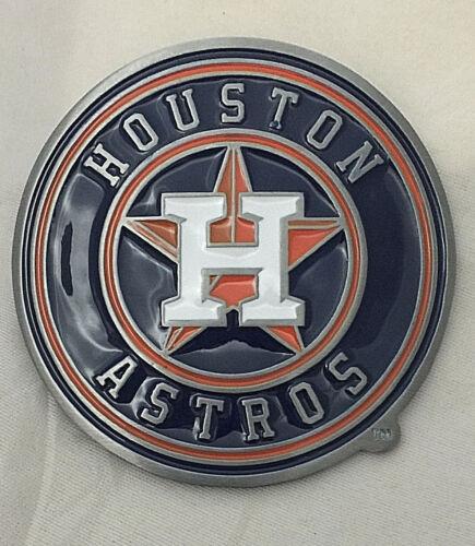 Houston Astros Belt Buckle
