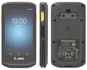 Zebra TC20 RFID Ready, 2D, SE4710, USB, BT (BLE), Wi-Fi, PTT, GMS, Android 7