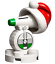 miniatura 1 - LEGO Star Wars calendario avvento D-O Babbo Natale Cappello minifigura 75279