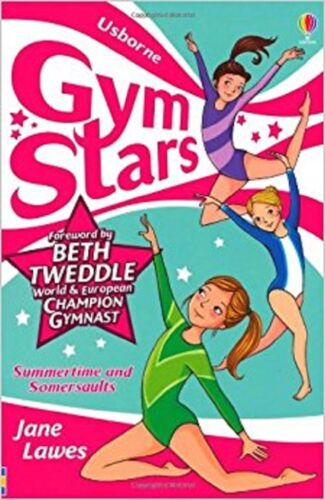 1 of 1 - Summertime & Somersaults by Jane Lawes (Paperback, 2012) Gymnastics