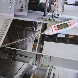 digitalen stift k che haushaltsthermometer kochen werkzeuge essen thermometer ebay. Black Bedroom Furniture Sets. Home Design Ideas