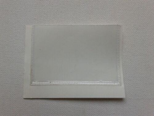permit holder outside measurement size 128mm x 83mm (short side open)