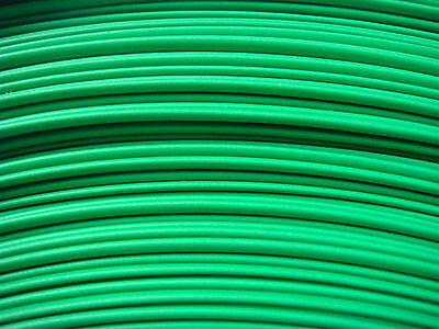 "3 feet 1/4"" GREEN 2:1 Ratio Flexible Polyolefin Heat Shrink Tubing USA MADE"