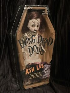 Living Dead Dolls Ash Lee Series 34 Doll Abandoned Mines sullenToys