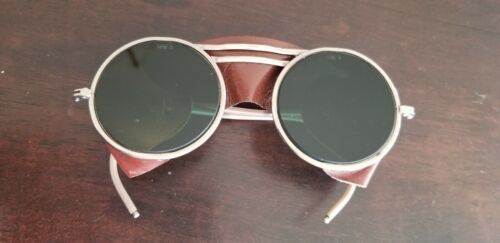 VINTAGE MINT 1930S WILLSON SUNGLASSES SAFETY GLASS