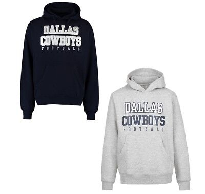 Dallas Cowboys NFL Mens Practice Fleece Hoodie
