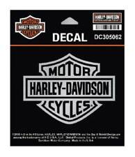 X-Small Size RD1199641 Harley-Davidson Reflective Decal Skull Willie G