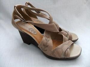 Scotch Stone mujer para Clarks sandalias Bonnet Nuevas cuero de fqw6OWx8Y