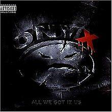 All We Got Is Uz von Onyx   CD   Zustand akzeptabel