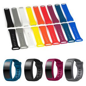 Armband-Ersatz-Samsung-Gear-Fit-2-amp-Gear-Fit-2-Pro-Smartwatch-Fitness-Tracker