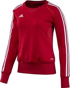 adidas-Damen-Sweatshirt-Frauen-Sportshirt-Trainingsshirt-Pullover